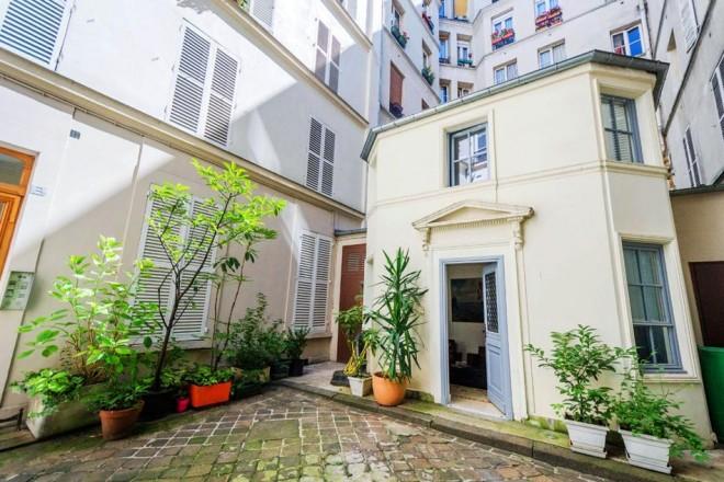 A Parigi, 20 mq di gusto da affittare su airbnb.it