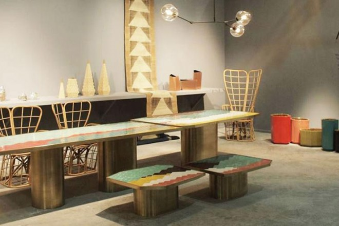 Il design da collezione si incontra ai piedi della torre più alta del mondo. Una selezione dei progetti visti alla terza edizione di Design Days Dubai