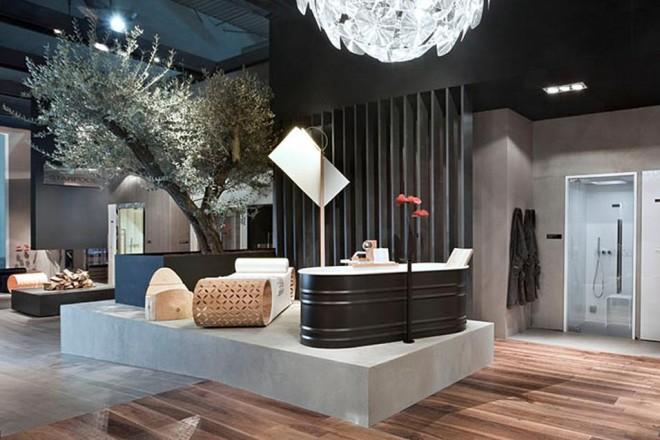 Il bagno tra decorazione e design - LivingCorriere