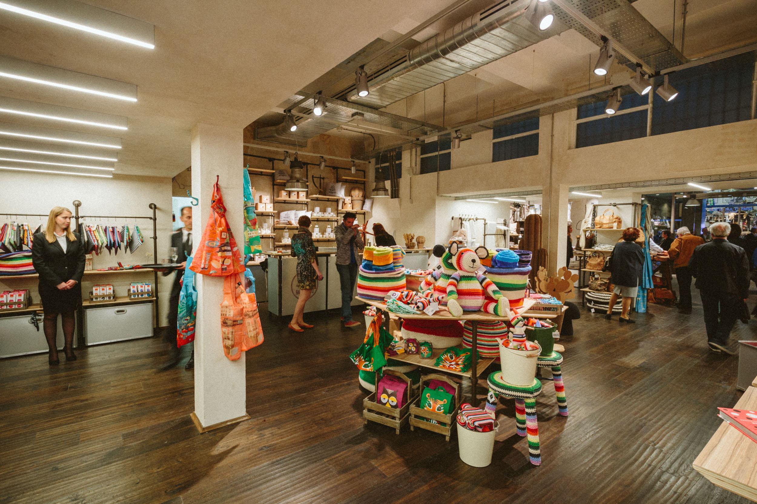 Il nuovo concept store del gruppo Zucchi