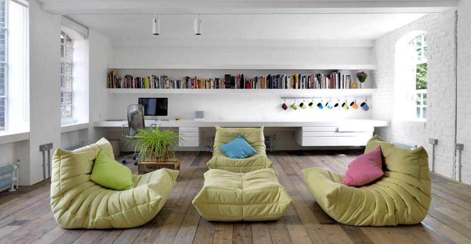 Appartamento openspace da single a londra for Appartamento new design roma lorenz