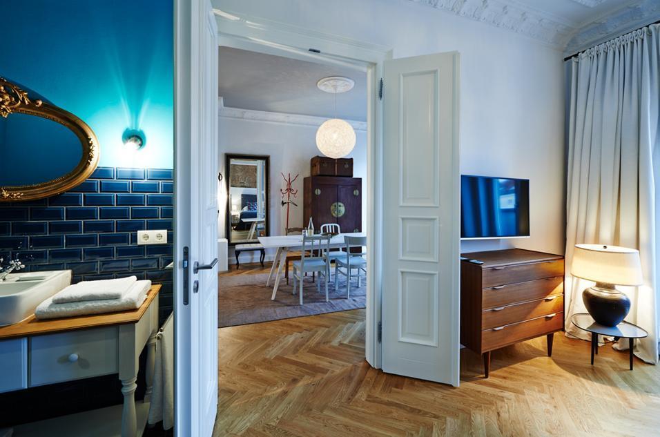 Hotel di design nel mondo for Hotel berlino design