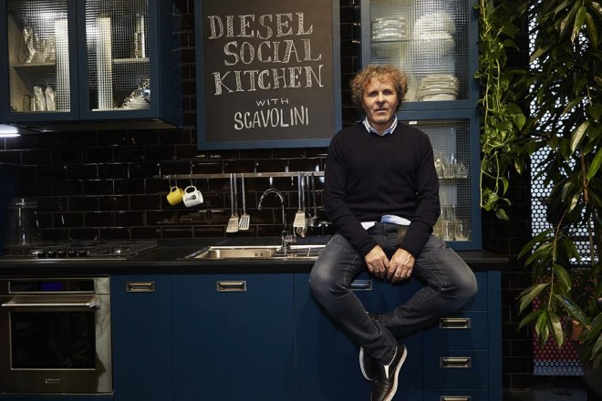 Awesome Diesel Social Kitchen Photos - Modern Design Ideas ...