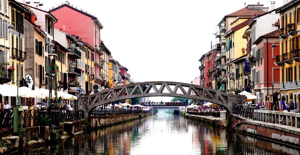 Sui navigli di milano eventi durante la design week - British institute milano porta venezia ...