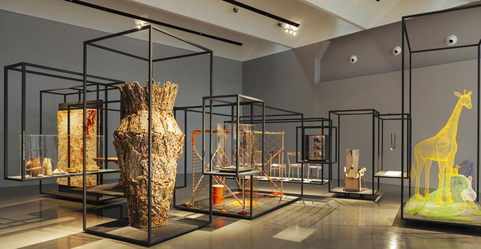 Triennale design museum per il salone del mobile - Mostra design milano ...