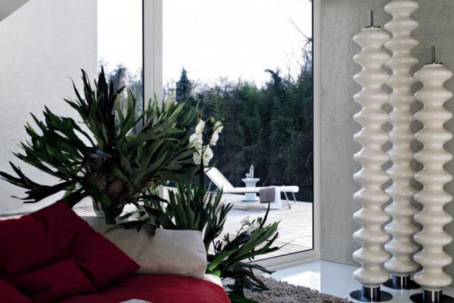Calore che arreda livingcorriere for Termosifoni tubes