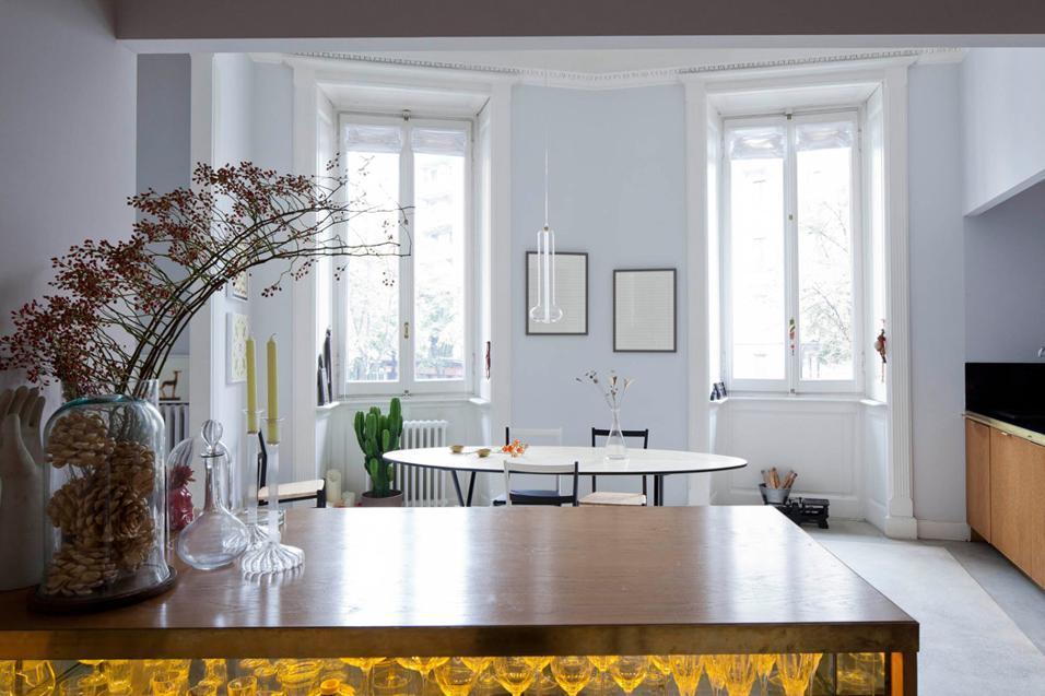 Tinteggiature Per Interni Moderne.20 Idee Per Dipingere Le Pareti Di Casa