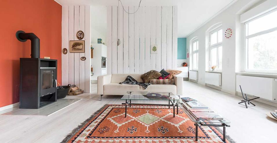 Idee per pitturare awesome description for come dipingere casa moderna immagini youtube con - Pitturare il soggiorno ...