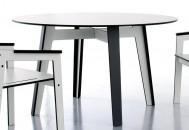 JIG Tisch round di Conmoto
