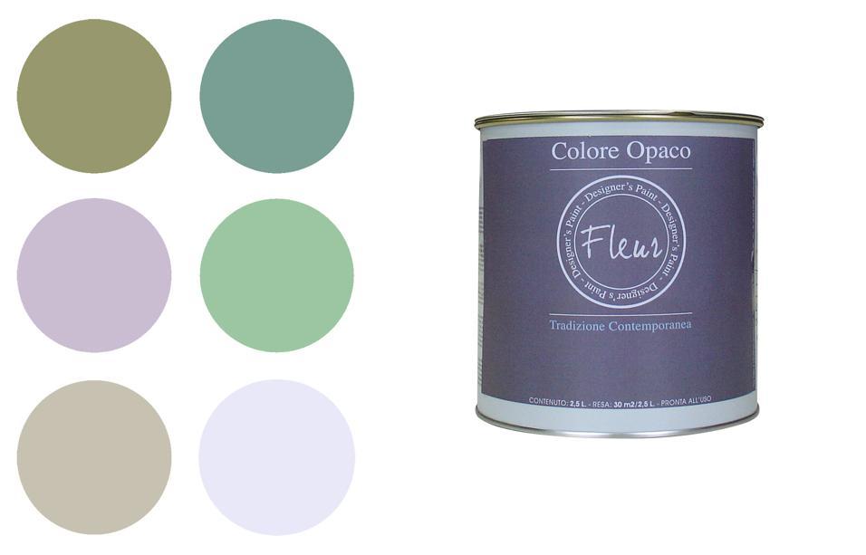 20 idee per dipingere le pareti di casa for Vernici leroy merlin