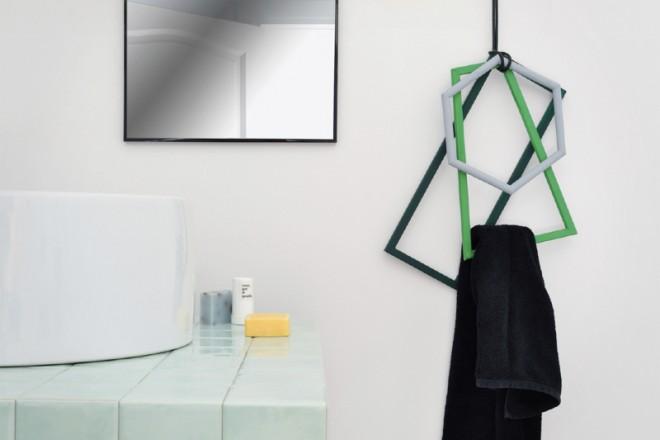 Portasciugamani Bagno Design : Come inventare portasalviette fai da te livingcorriere