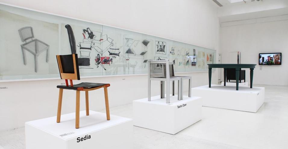 Luca meda una mostra alla triennale di milano for Viale alemagna 6 milano