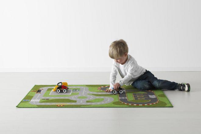 Tappeti Per Bambini Ikea : Tappeti per bambini livingcorriere