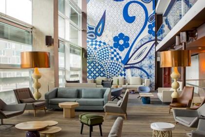 Ad Amsterdam il Room Mate Aitana è il nuovo hotel della catena fondata da Kike Sarasola in cui c'è una regola: ogni albergo porta un nome proprio e ha una personalità spiccata