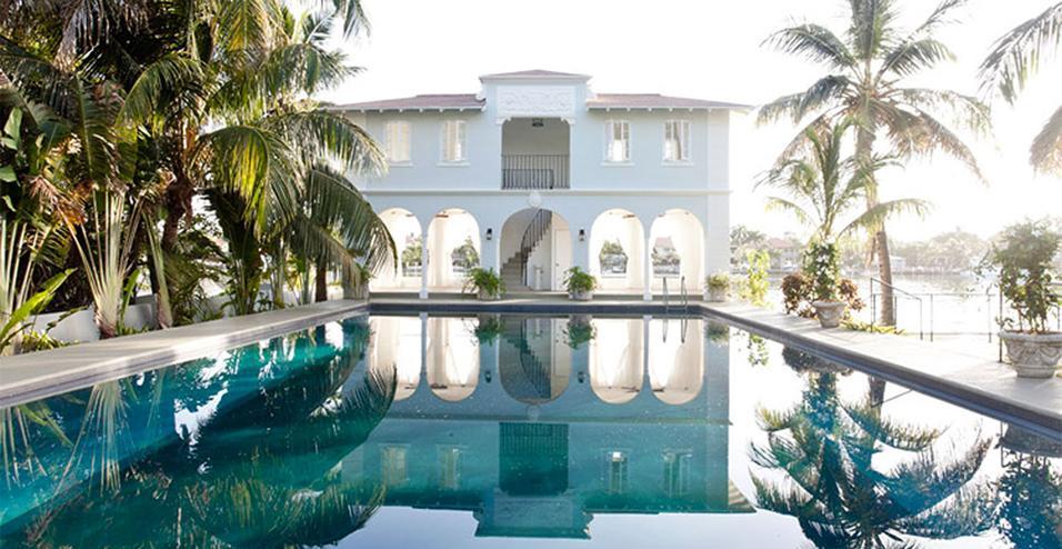 La villa di al capone - Villa con piscina milano ...