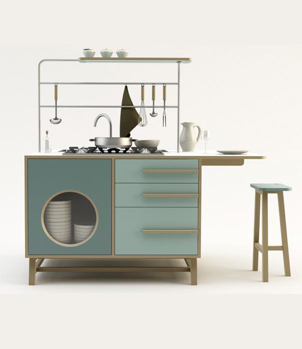 Cucine modulari e componibili
