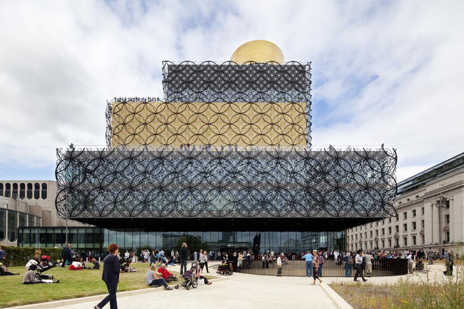 Library of Birmingham (UK)