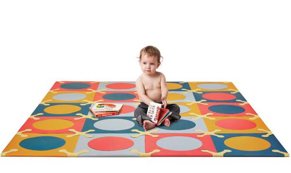 tappeti-bambini-Soft tiled foam carpet by Skip-hop