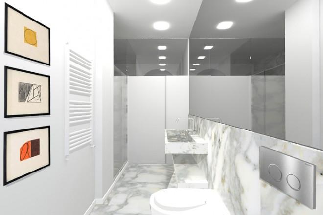 Design Bagno Due : Progettare un doppio bagno livingcorriere