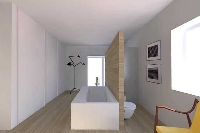 Progettare un bagno soggiorno - LivingCorriere