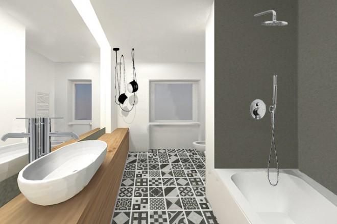 Come realizzare un bagno funzionale livingcorriere - Come realizzare un bagno ...
