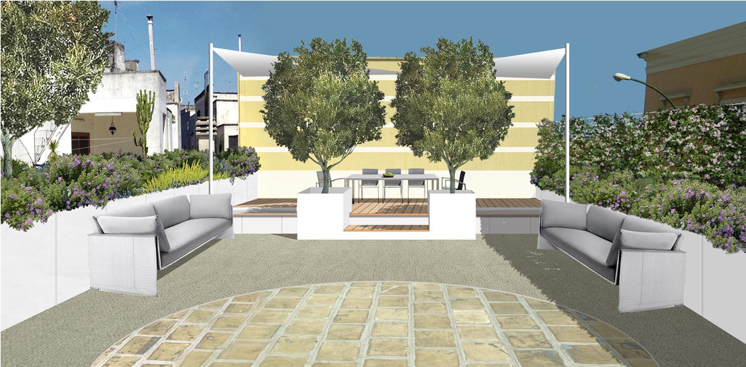 Arredo Balconi E Terrazze arredare un terrazzo con confini e barriere naturali
