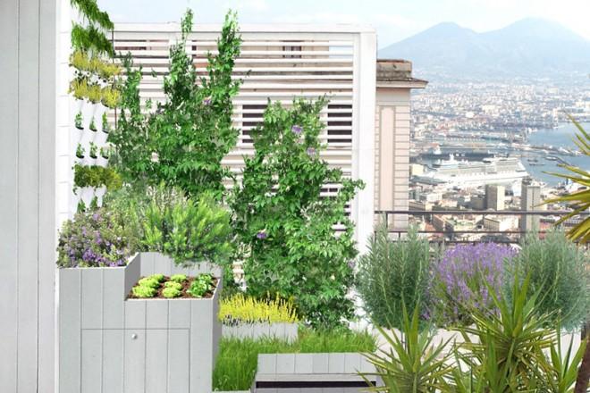 Un orto sul balcone - LivingCorriere