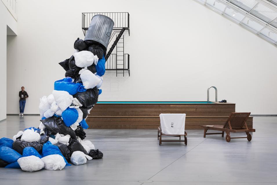 Performance, sculture e installazioni interattive