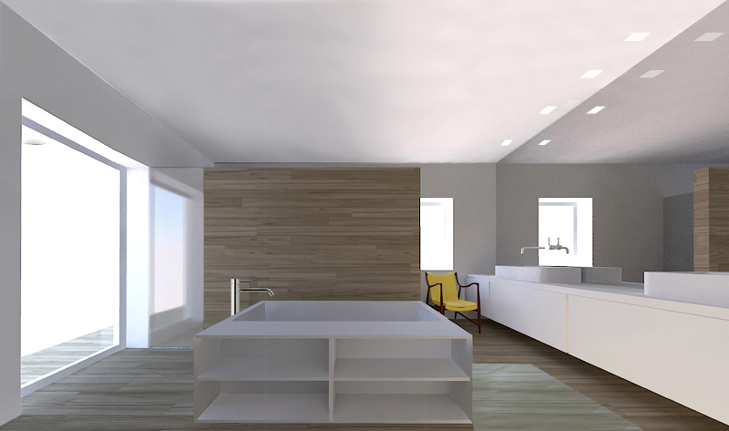 Progettare un bagno soggiorno foto 1 livingcorriere - Progettare un soggiorno ...