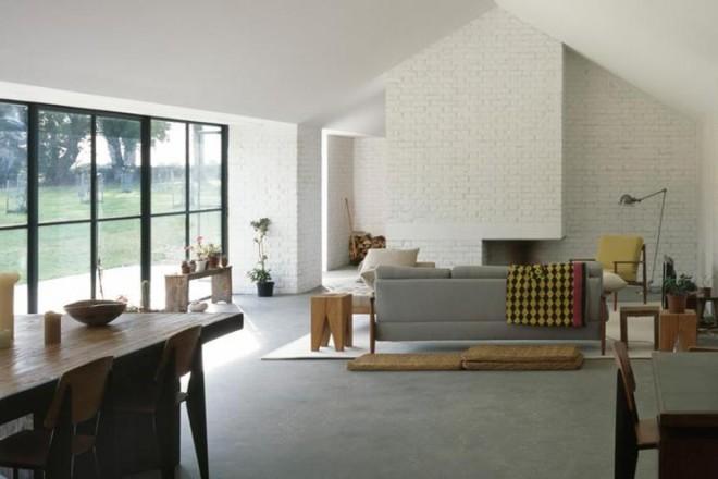 Casa minimal nella campagna inglese for Casa stile minimal