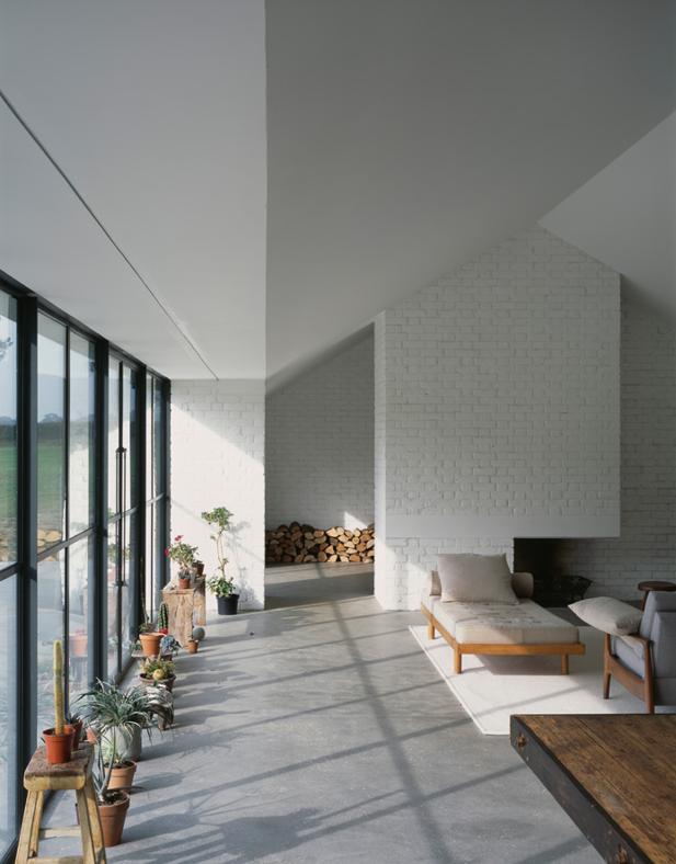 Una casa di elementi precisi