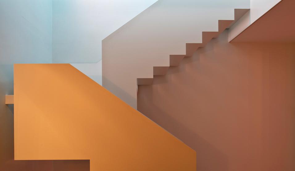 Una palette di colori e cratività