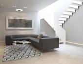 Arredi di design per la zona lounge