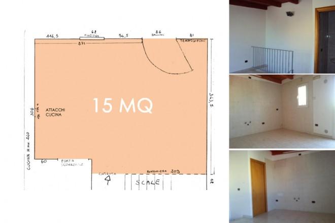 Come organizzare la zona pranzo relax livingcorriere for Cucina soggiorno 15 mq