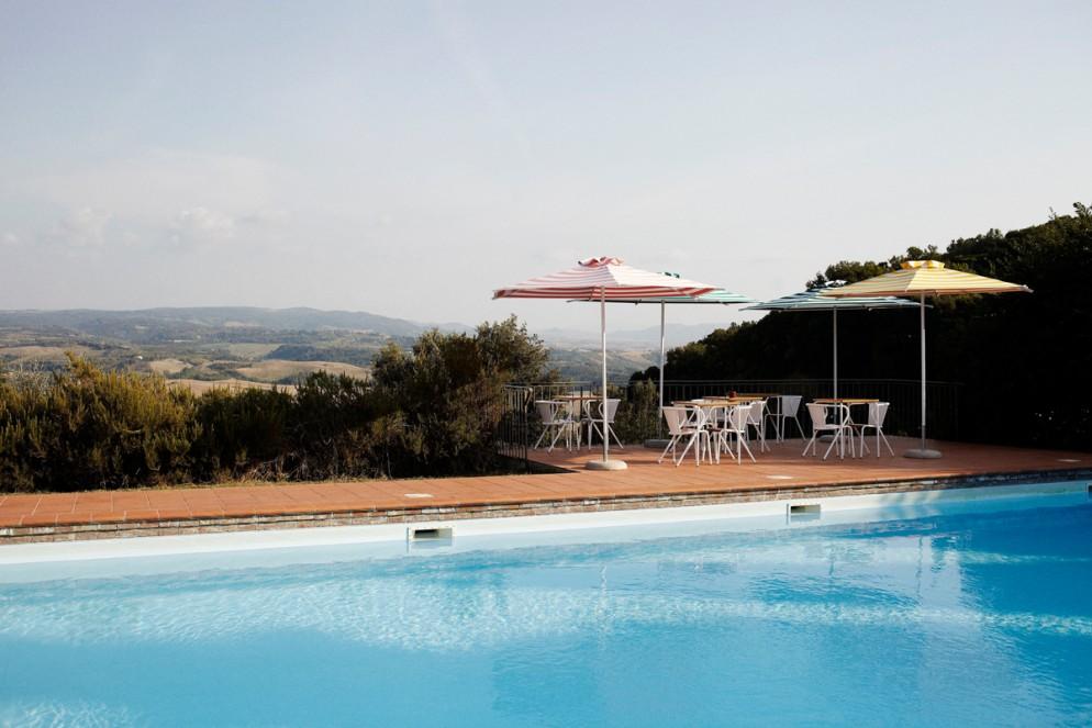 Swimming Pool, Villa Lena - Image Credit Coke Bartrina