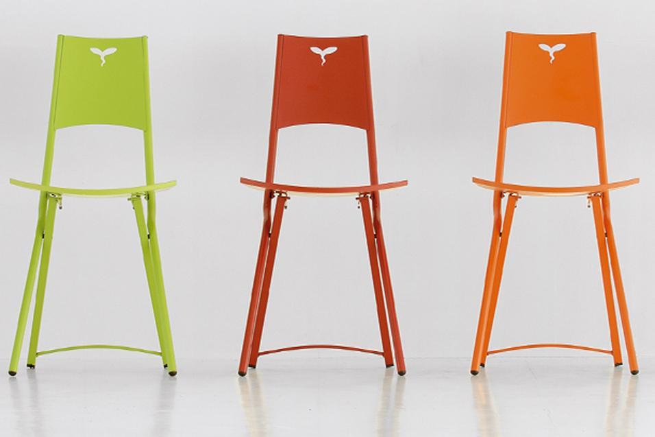 Simple mia design giorgio cattelan sedia con struttura e for Sedie nuovo design