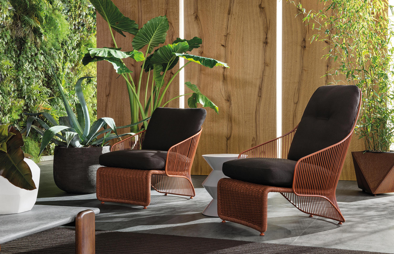 Poltrone da giardino livingcorriere for Arredamento outdoor milano