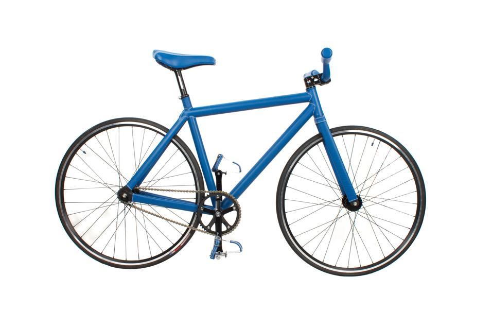 La bike Domeau&Pérès firmata Pharrel Williams