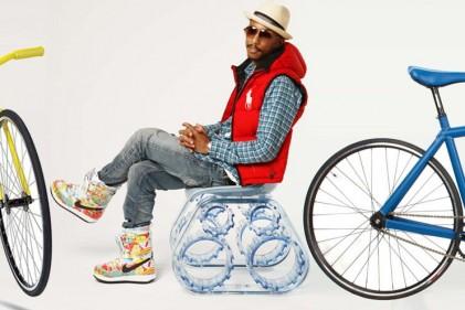 Non solo moda, ma anche arredamento e architettura. Da Pharrell Williams a Kate Moss: la firma è VIP d'autorePharrell Williams