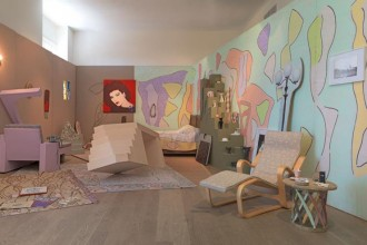 Marc-Camille Chaimowic, Jean Cocteau..., 2003-2014. Collezione Nicoletta Fiorucci, Londra. Foto NMNM/Mauro Magliani & Barbara Piovan, 2014. Courtesy the Artist and Cabinet, Londra