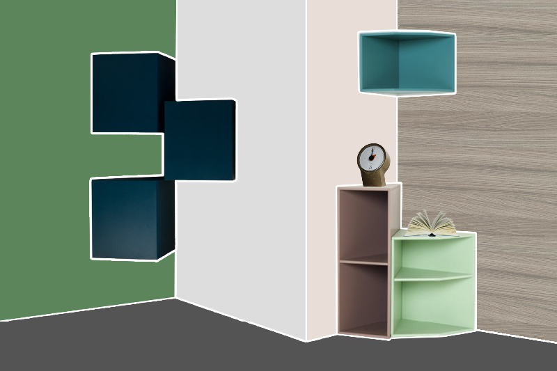 6 idee per arredare un angolo della casa livingcorriere for Soluzioni economiche per arredare casa