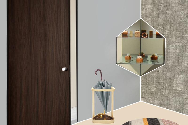 6 idee per arredare un angolo della casa foto 1 for Idee per ingresso casa