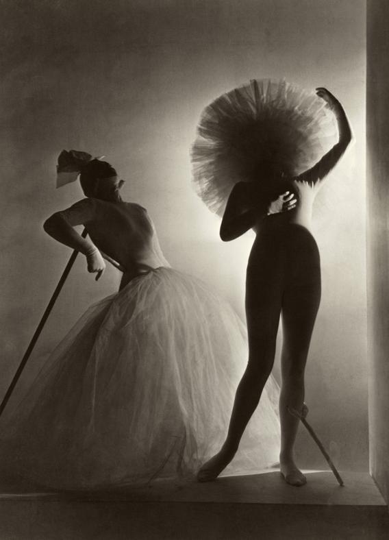 SALVADOR DALI'S COSTUMES FOR LEONIDE MASSINE'S BALLET BACCHANALE