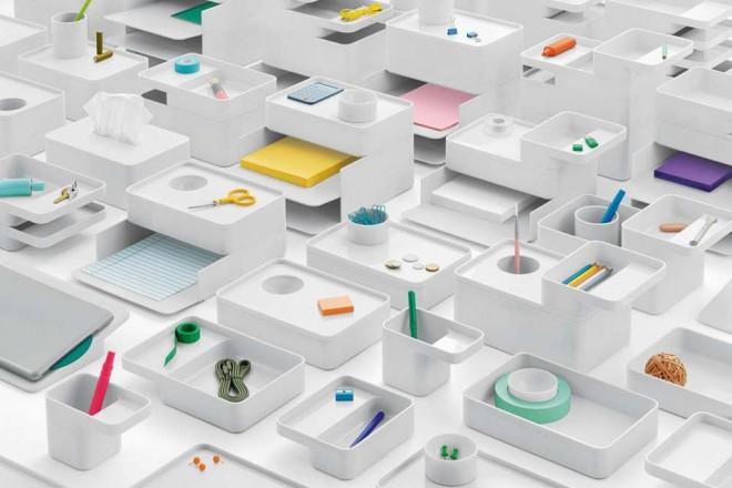 accessori per un angolo studio - livingcorriere - Idee Angolo Studio In Soggiorno 2