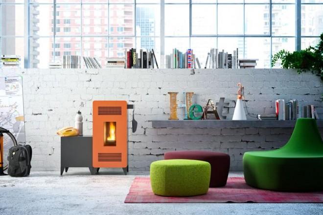 Personalizzazione, efficienza ed estetica. La nuova collezione Mia di Olimpia Splendid rivoluziona il concetto di stufa