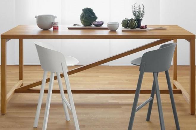Sedia Da Cucina Plastica.Sgabelli Da Cucina Livingcorriere