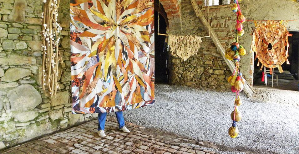 """Al via la prima edizione del C.Ar.D, """"Contemporary Art and Design"""". Installazione site-specifica tra le strade del vino. Fino al 12 ottobre"""