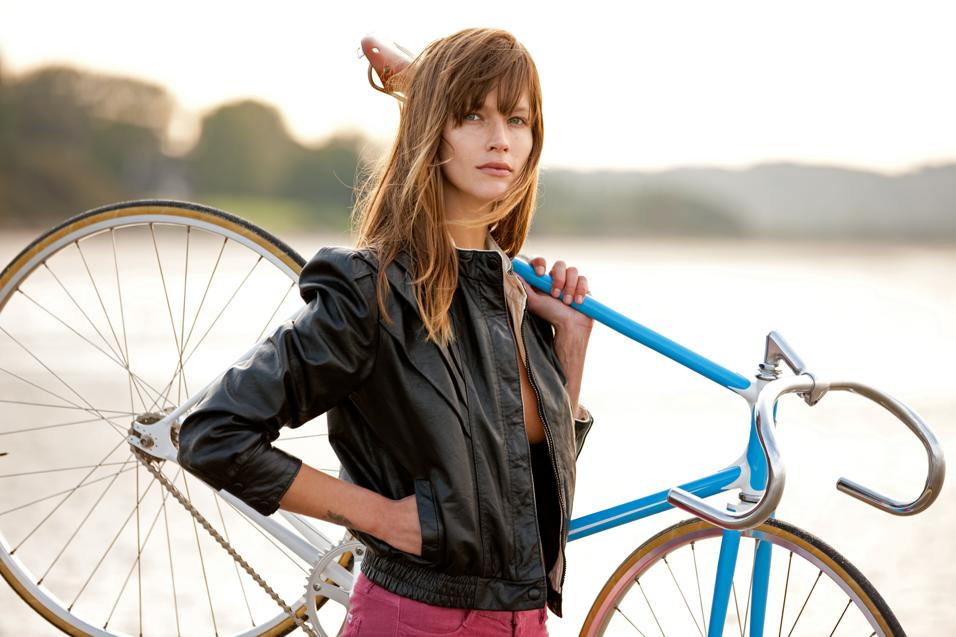Cool biking