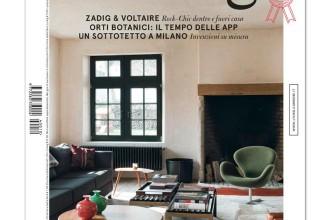 La cover del nuovo Living 10 - 2014