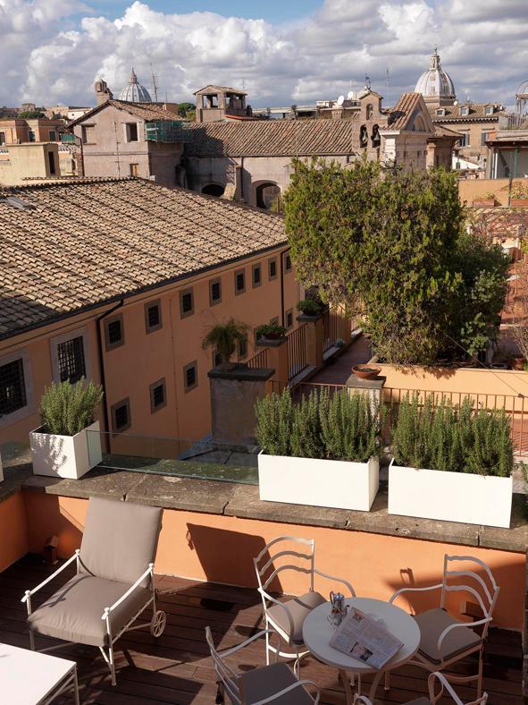 Hotel D O M A Roma